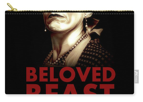 Beloved Beast Iva Treadwell Carry-all Pouch
