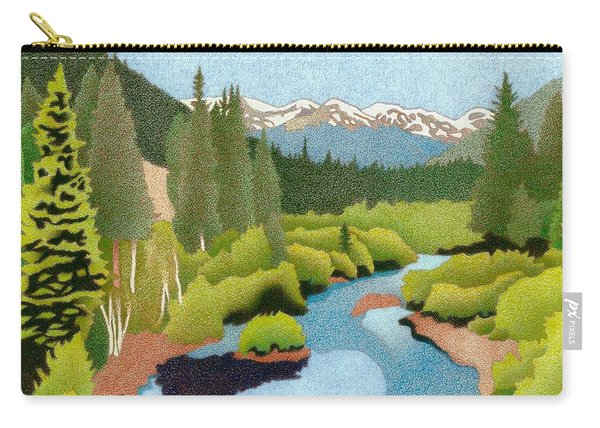 Berthoud Pass Carry-all Pouch