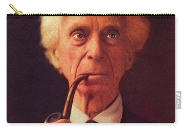 Bertrand Russell, Philosopher Carry-all Pouch
