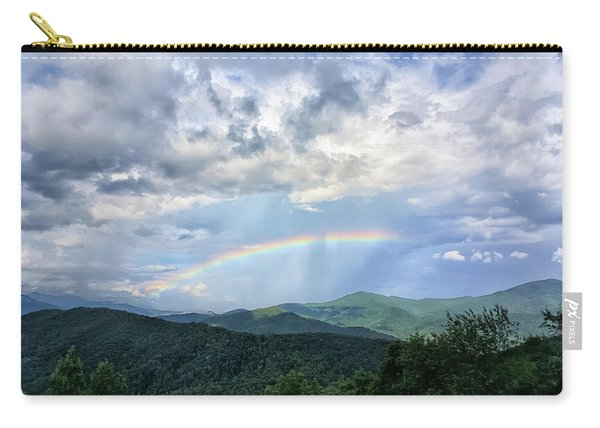 Between The Storms Carry-all Pouch