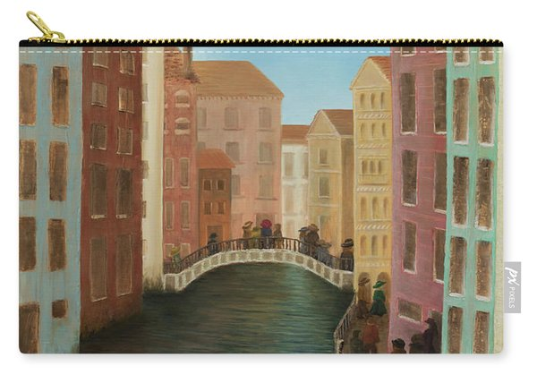 Beyond The Grand Canal Carry-all Pouch