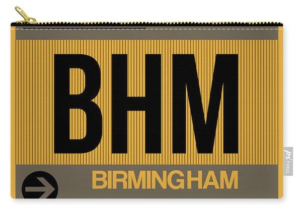 Bhm Birmingham Luggage Tag I Carry-all Pouch