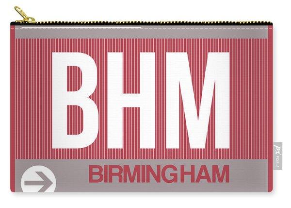 Bhm Birmingham Luggage Tag II Carry-all Pouch