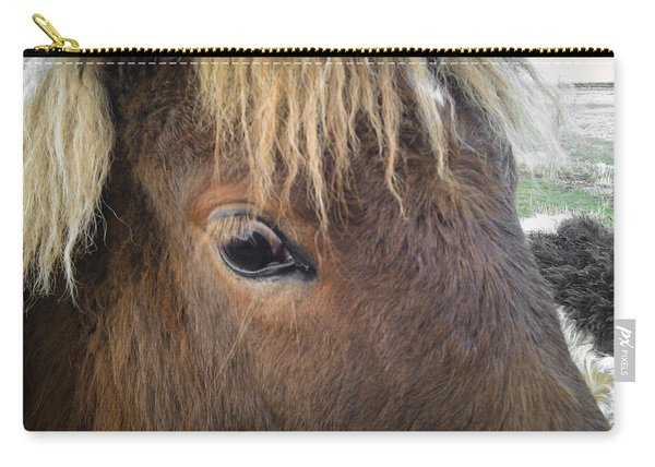 Big Eyes Carry-all Pouch