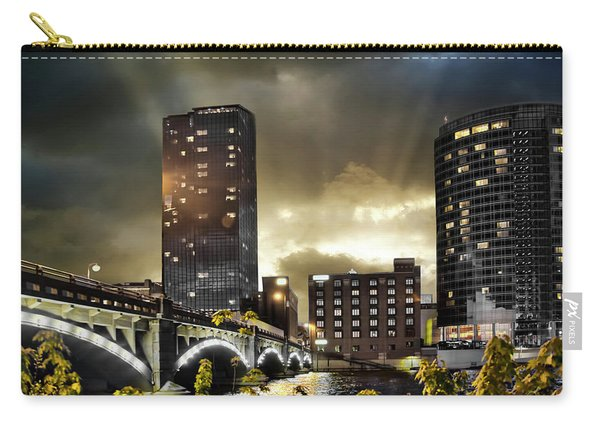 Big Sky Grand Rapids Night Carry-all Pouch