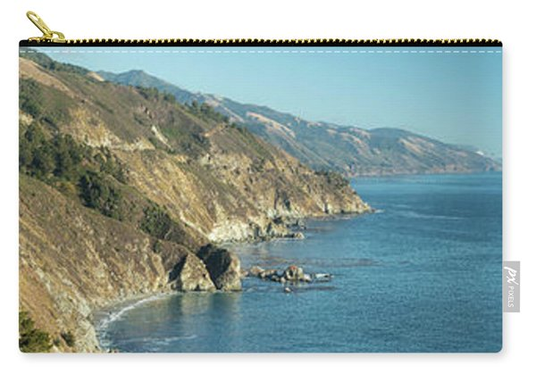 Big Sur Sunset Light Carry-all Pouch