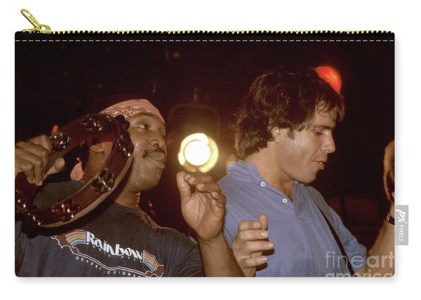 Billy Cobham And Bob Weir Carry-all Pouch
