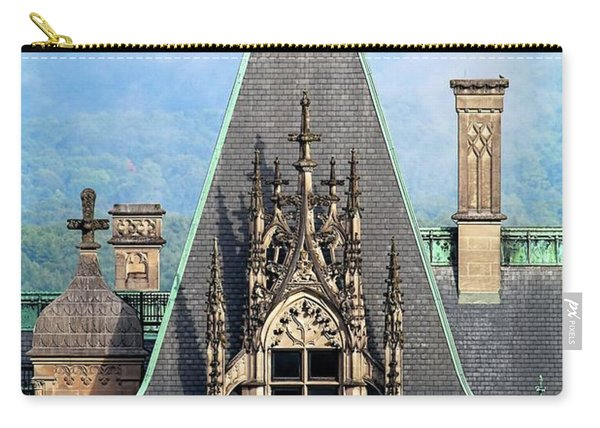 Biltmore Architectural Detail  Carry-all Pouch