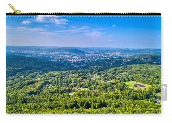 Binghamton Aerial View Carry-all Pouch