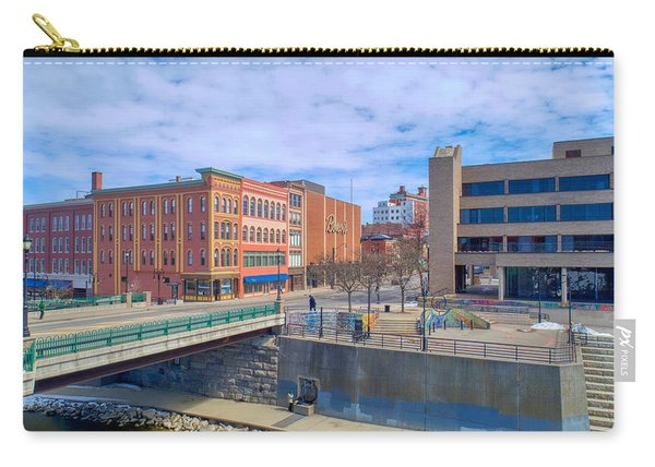 Binghamton Art Carry-all Pouch