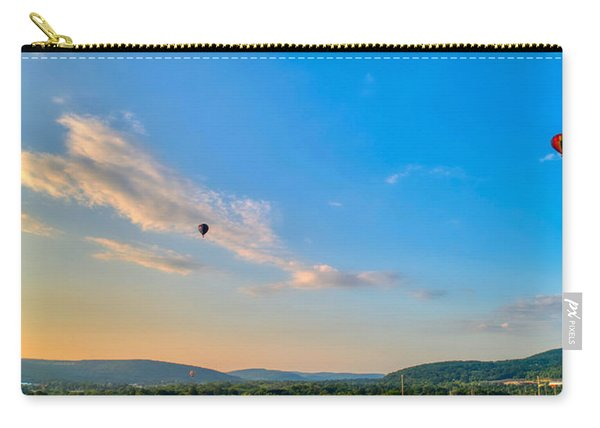 Binghamton Spiedie Festival Air Ballon Launch Carry-all Pouch