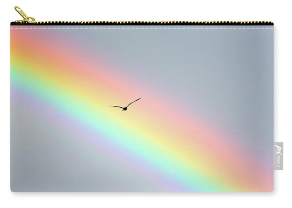 Bird Bow Carry-all Pouch