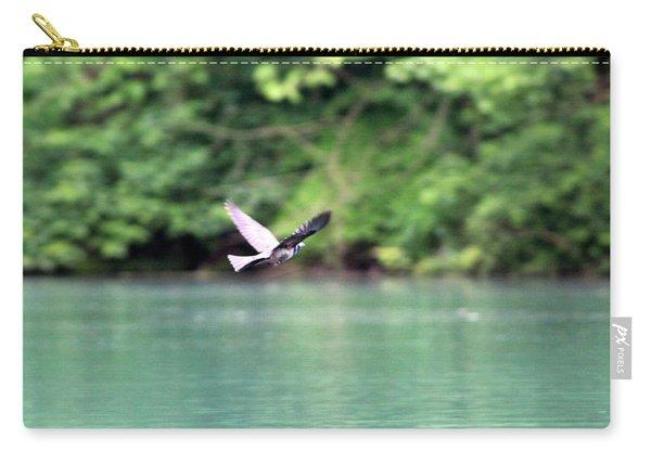 Bird In Flight Carry-all Pouch
