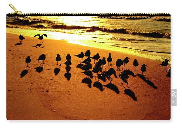 Bird Shadows Carry-all Pouch