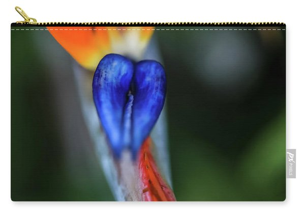 Birds Of Paradise Up Close Carry-all Pouch