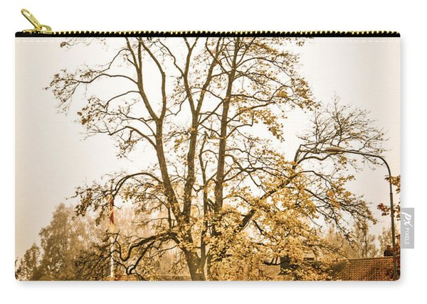 Birds Perching  Carry-all Pouch