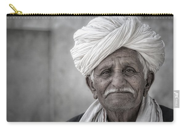 Bishnoi Elder Carry-all Pouch