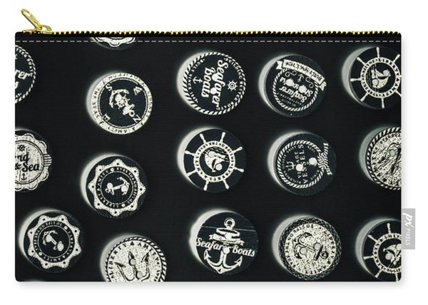 Black Sea Insignia Carry-all Pouch