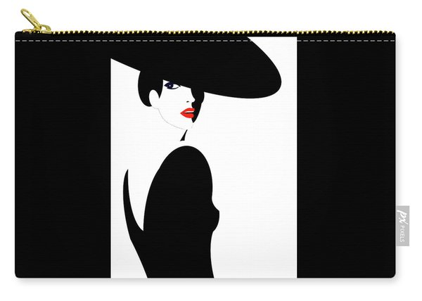 Black Widow 1 Carry-all Pouch