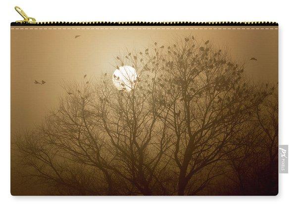 Blackbird Sunrise Carry-all Pouch