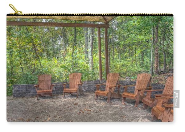 Blacklick Woods - Chairs Carry-all Pouch