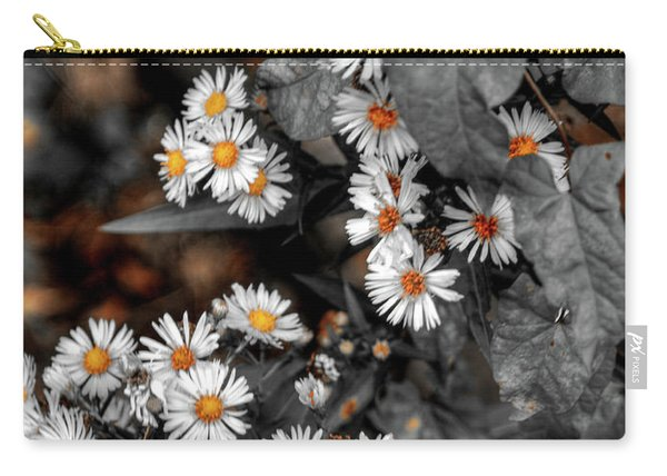 Blended Daisy's Carry-all Pouch