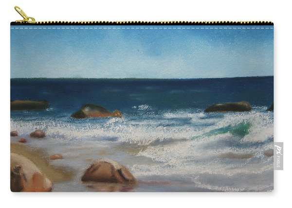 Block Island Surf Carry-all Pouch