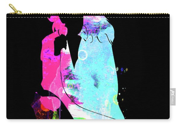 Blondie Watercolor II Carry-all Pouch