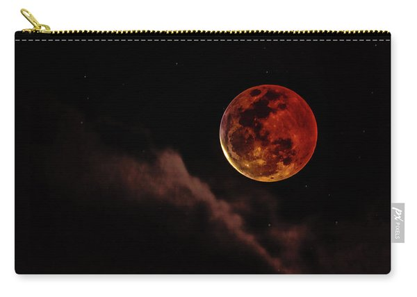 Blood Moon Rising Carry-all Pouch