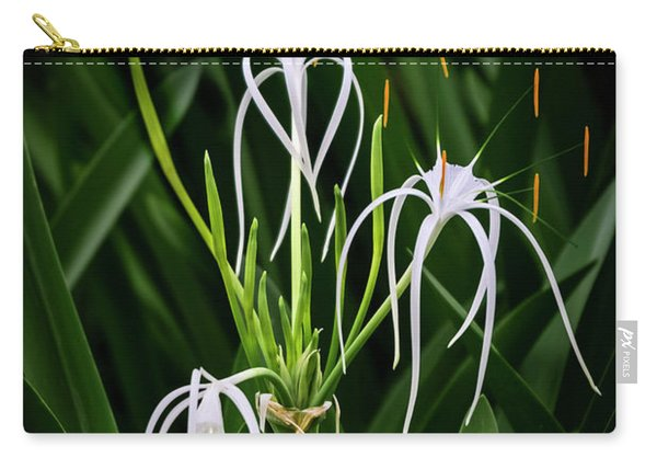Blooming Poetry 4 Carry-all Pouch