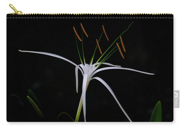 Blooming Poetry Carry-all Pouch