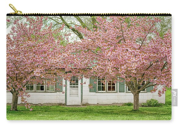 Blossom Time Taking Over  Carry-all Pouch