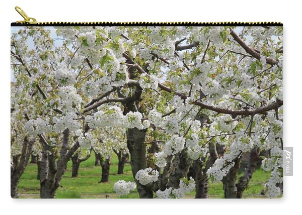 Blossoming Spring Day Carry-all Pouch