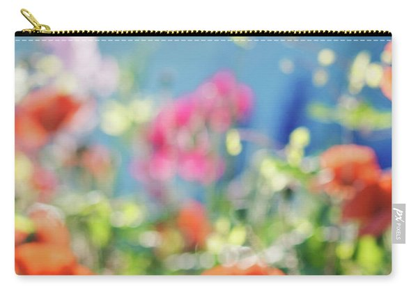 Blossoms In Sunlight Carry-all Pouch