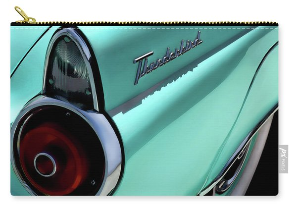 1955 T-bird Carry-all Pouch