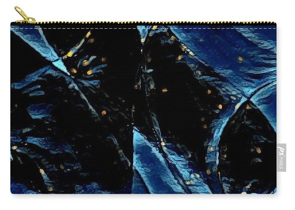 Blue Angel Carry-all Pouch