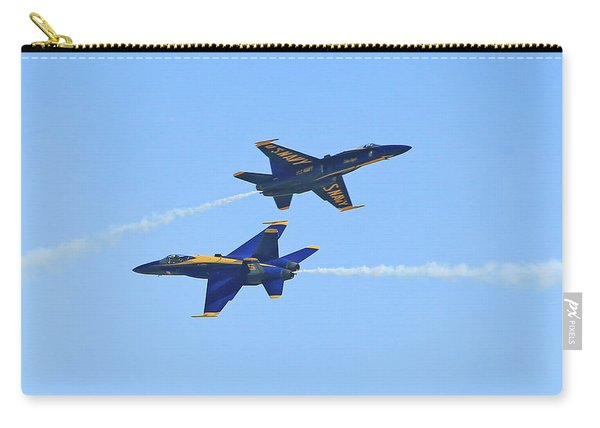 Blue Angels #10 Carry-all Pouch
