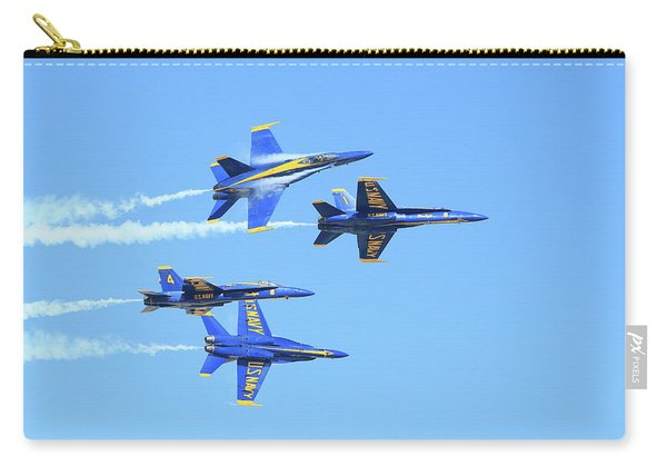 Blue Angels #12 Carry-all Pouch