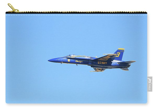 Blue Angels #13 Carry-all Pouch