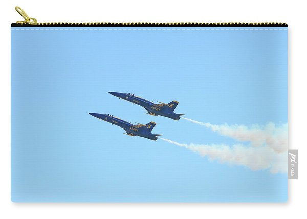 Blue Angels #15 Carry-all Pouch