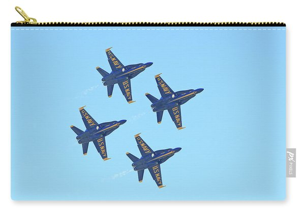Blue Angels #17 Carry-all Pouch