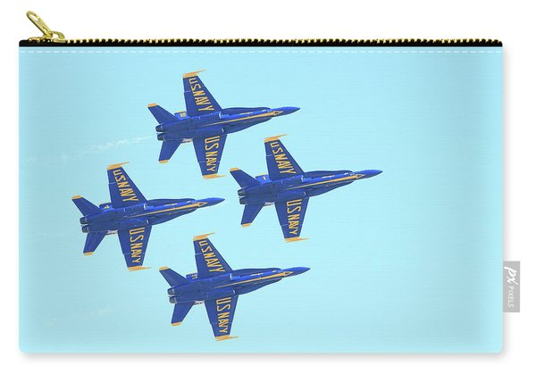 Blue Angels #19 Carry-all Pouch