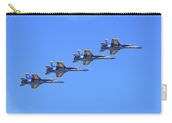 Blue Angels #20 Carry-all Pouch