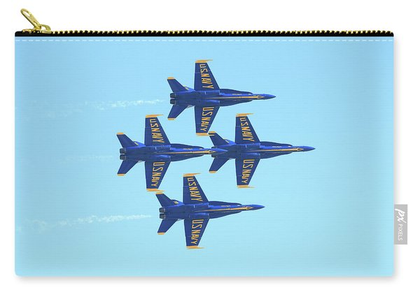 Blue Angels #21 Carry-all Pouch