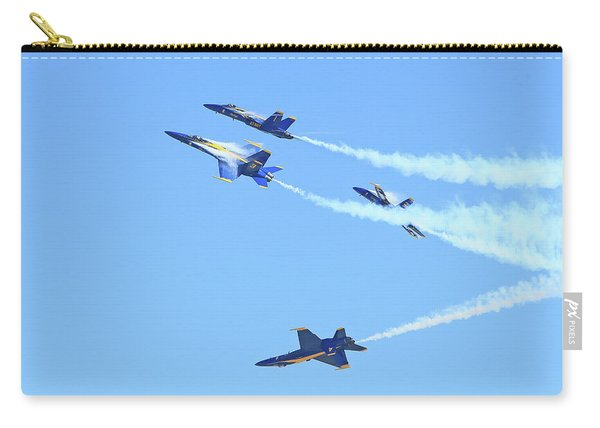 Blue Angels #23 Carry-all Pouch