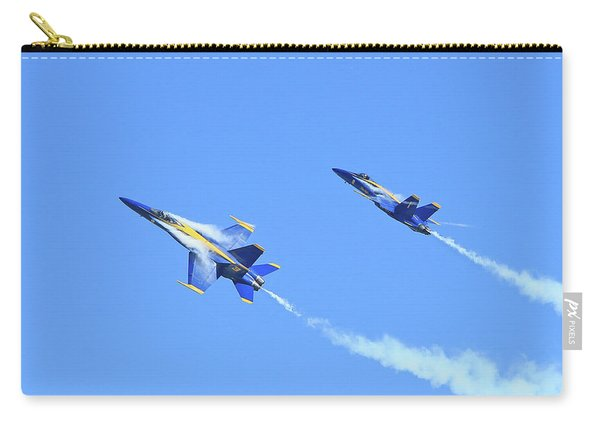 Blue Angels #24 Carry-all Pouch