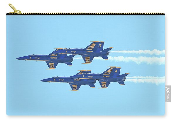 Blue Angels #25 Carry-all Pouch