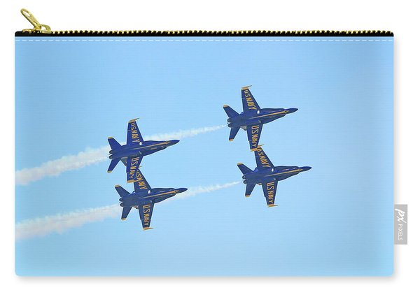 Blue Angels #28 Carry-all Pouch
