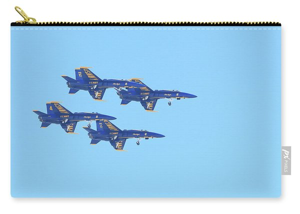 Blue Angels #31 Carry-all Pouch
