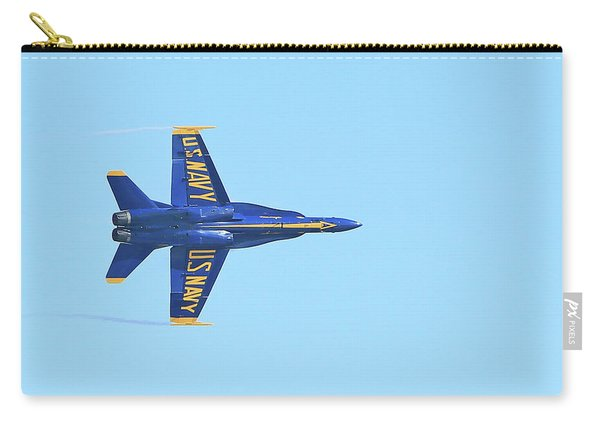 Blue Angels #32 Carry-all Pouch